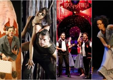 Confira a programação do Teatro Sesc no mês de março em Goiânia