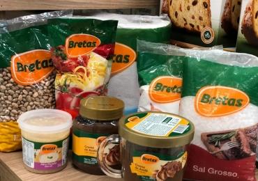 Bretas lança nova gama de produtos com marca própria