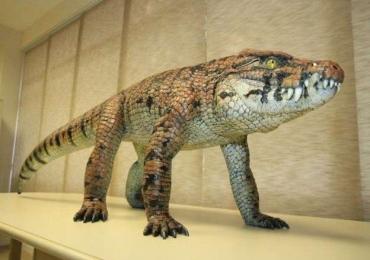 Fóssil de 85 milhões de anos é achado no Triângulo Mineiro, a 154 km de Uberlândia