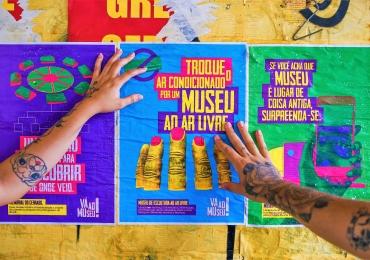 'Vá ao Museu' incentiva população sair do sofá e visitar os museus de Goiânia