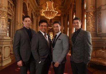Show do quarteto Il Divo é adiado em Uberlândia