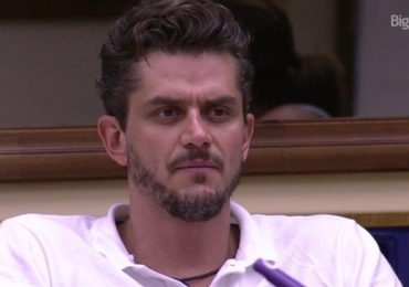 Marcos se pronuncia após ser expulso do Big Brother Brasil