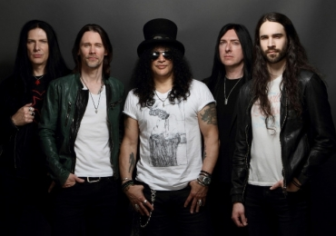 Turnê de Slash, guitarrista do Guns N´ Roses, deve passar por Uberlândia