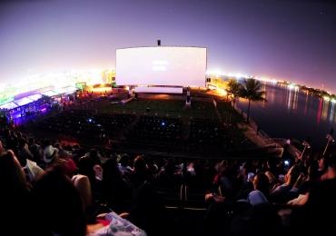 Brasília recebe Open Air, maior festival de cinema a céu aberto do mundo