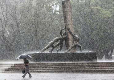 Goiânia terá pancadas de chuvas até sexta, aponta Inmet