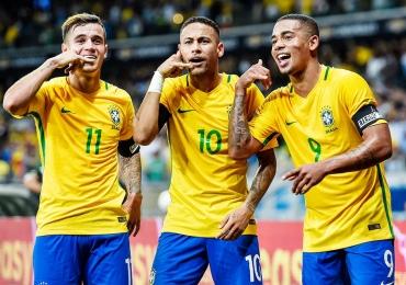 Confira os dias e horários dos jogos do Brasil na Copa do Mundo 2018