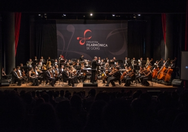 Orquestra Filarmônica de Goiás apresenta Mozart e Haydn em concerto gratuito no Teatro Basileu França