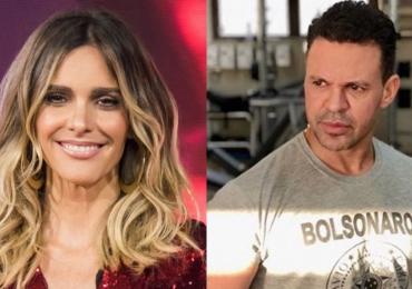Eduardo Costa é processado por Fernanda Lima após ofensas em rede social