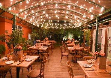 Restaurante italiano de Goiânia faz sorteio de uma festa para 50 convidados