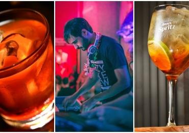 Rock alternativo, future beats e vários DJs comandam a Festa BREU neste sábado