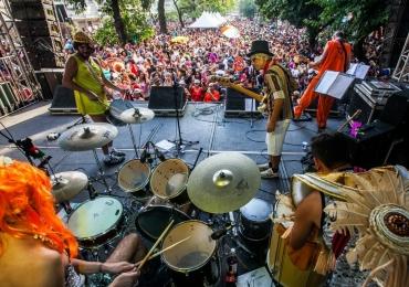 Confira a programação dos palcos oficiais de carnaval em Belo Horizonte