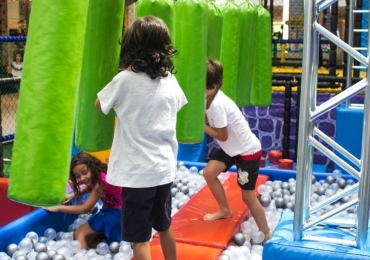 Olimpíadas Kids estimula esporte entre as crianças