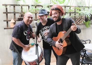 Banda Zabumba Beach faz show em Goiânia neste feriado