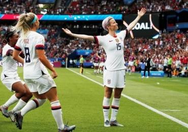 É tetra, é tetra. Estados Unidos ganham a Copa do Mundo de Futebol Feminino pela quarta vez