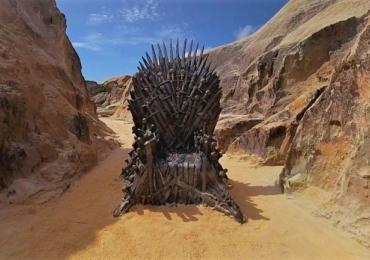Cidade do Ceará é um dos seis lugares do mundo a receber o Trono de Ferro