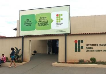 IFG abre vagas com salário de até R$ 5.697,61
