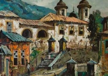 Impressões Brasileiras: exposição em Brasília reúne trabalhos de artista impressionista pouco conhecido no país