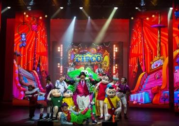 Turma da Mônica apresenta musical em Brasília e alegra pais e filhos