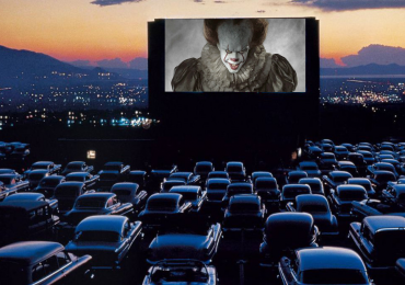 Cine Drive-In realiza evento com food trucks, DJs e concurso de fantasias na estreia de It - A Coisa