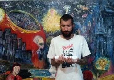 Artista goiano realiza Exposição Sutra de Lótus inspirada no universo do Budismo