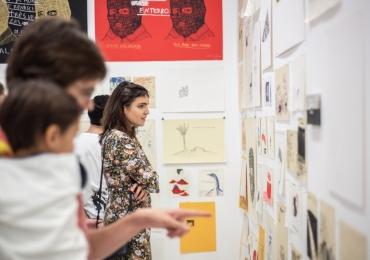 Goiânia recebe a exposição 'Um corpo no ar pronto pra fazer barulho' no CCON com entrada gratuita