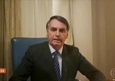 Bolsonaro aciona Moro no caso Marielle e ataca Globo: Assista ao vídeo