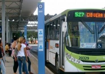 'Não ao assédio sexual nos ônibus' Aparecida de Goiânia inicia campanha de conscientização