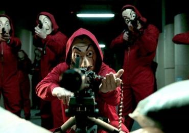 Netflix antecipa estreia da terceira temporada de 'La Casa de Papel'