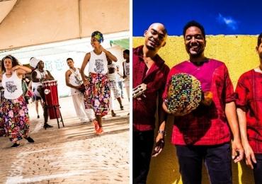 Festival Magia Negra: Afoxé Ogum Pá e Filhos de Dona Maria são atrações de evento gratuito em Samambaia