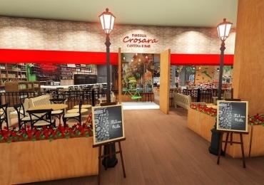 Cantina Italiana e Bar será inaugurada em Uberlândia