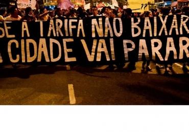 Goiânia será palco para mais uma manifestação contra o aumento da passagem