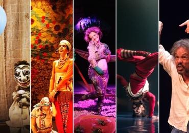 Confira a programação completa de setembro do Teatro Sesc | O nono mês do ano vem aí com uma programação cultural completíssima!