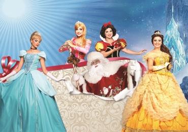 Brasília recebe espetáculo das Princesas