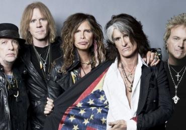 Aerosmith confirma shows em três cidades brasileiras