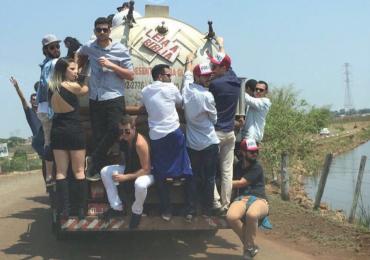 Público reclama de problemas na Festa 800 em Goiânia