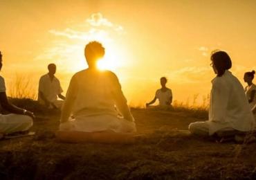 Manhã de meditação e conhecimento em Brasília