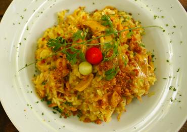 Restaurante de Brasília aposta em receitas especiais para o início do ano