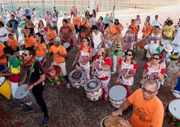 Brasília recebe Festival Internacional de Tambores