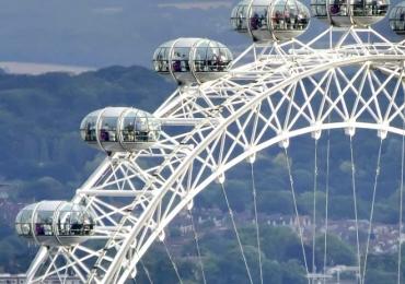 São Paulo vai ganhar roda gigante inspirada na famosa London Eye
