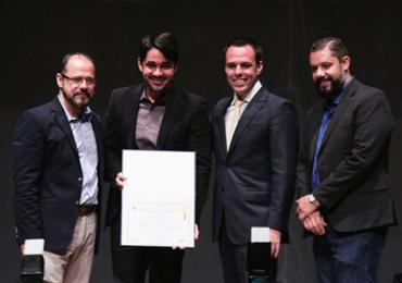 Curta Mais é homenageado pela Goiás Turismo