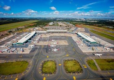Aeroporto de Brasília recebe exposição com fotógrafos locais