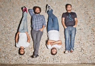 Goiânia recebe show da banda Palavrantiga
