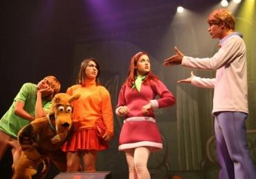 Espetáculo Scooby-Doo chega aos palcos de Goiânia