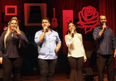 Teatro Sesi apresenta musical Casa de Vinícius em Goiânia