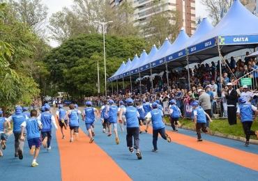 Goiânia recebe o maior circuito nacional de maratona infantil com inscrições gratuitas