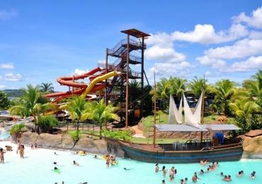 Prive Hotéis & Parques oferece pacotes de férias com preços acessíveis em Caldas Novas