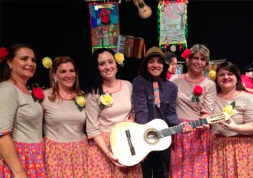 Teatro SESI vira palco para o espetáculo Alma Caipira