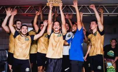 Universitários realizam 'Copa Pequi' em comemoração ao aniversário de Goiânia