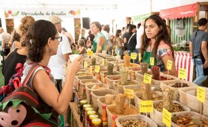 Shopping de Brasília recebe feira orgânica gratuita