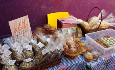 Evento gratuito reúne feirinha vegana, oficinas e bate-papo em Goiânia
